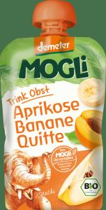 Mogli Demeter 100% Bio Morela Banan Pigwa 100g