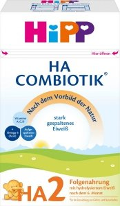 HiPP HA 2 Combiotik 500g Mleko następne po 6 miesiącu