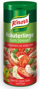 Knorr przyprawa z ziołami włoskimi do sałatek 60 g