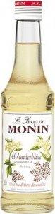 Monin Syrop Czarny Bez Drinki Napoje 250ml