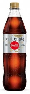 Coca Cola Light Taste Koffeinfrei Bez Cukru Bez Kofeiny 1L