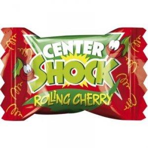 Center Shock Cherry Mega Kwaśne guma Balonowa 1 szt