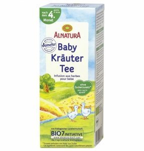 Alnatura Demeter Herbatka Ziołowa 4m 20torebek