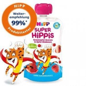 Hipp Hippis Grant Acerola Jabłko Malina 1r 100g