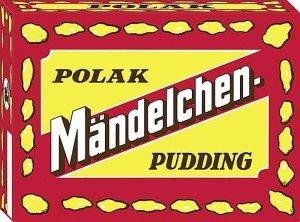 Polak Mandelchen Pudding budyń Migdałowy 50g