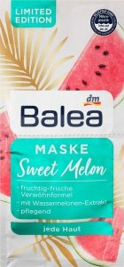 Balea Sweet Melon Maseczka Twarzy Arbuz Liczi