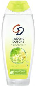 CD Frische żel pod prysznic Kwiat Lipy Cytryna 250