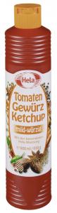 Hela Ketchup Tomaten Lekko Pikantny Wegański