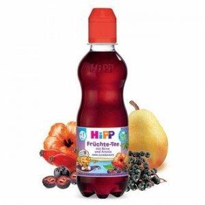 Hipp Bio Herbatka z Sokiem Gruszka Aronia Hibiskus 0,3L 1r