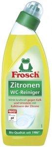 Frosch WC żel cytrynowy Zitronen Reiniger 750 DE