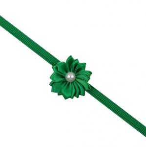 Opaska Opaski Włosów Kwiatek Chrzest Roczek Sesja
