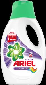 Ariel Color żel do prania ubrań Kolorowych 20p