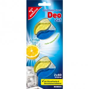 GG 2x Zapach do zmywarki Citrus Lemon Niemiecki