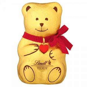 Lindt Czekoladowy Teddy z Mlecznej Czekolady 40g