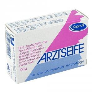 Kappus ARZTSEIFE Mydło Lekarskie Niemieckie 100g