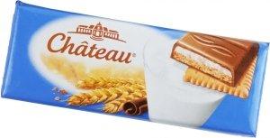 Chateau Ciasteczka Choko Keks czekolada Nadzienie 33,3g