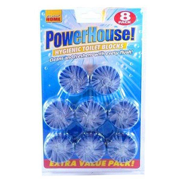 PH Krążki Kostki do WC barwiące Woda niebieska 8