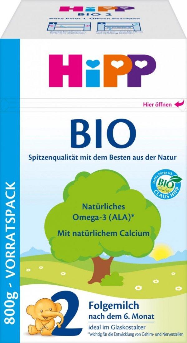 hipp-2-bio-800g-mleko-następne-po-6-miesiącu-niemieckie
