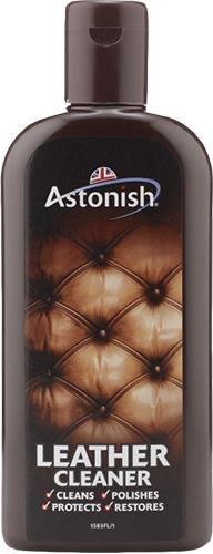 Astonish Mleczko Pielęgnacji skóry tapicerki
