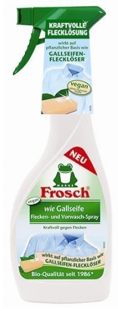 Frosch Odplamiacz mydełko w Sprayu na  plamy DE