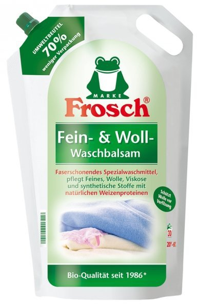 Frosch żel do prania Sensitiv Kolor i Białe 1,8 DE
