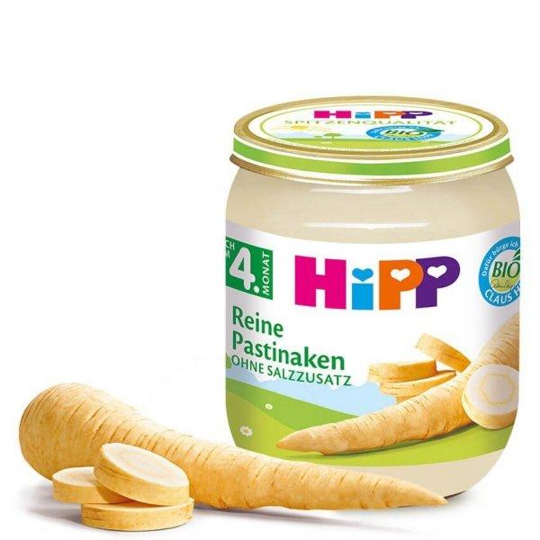 Hipp Bio Pasternak Pierwsze Warzywo 4m 125g