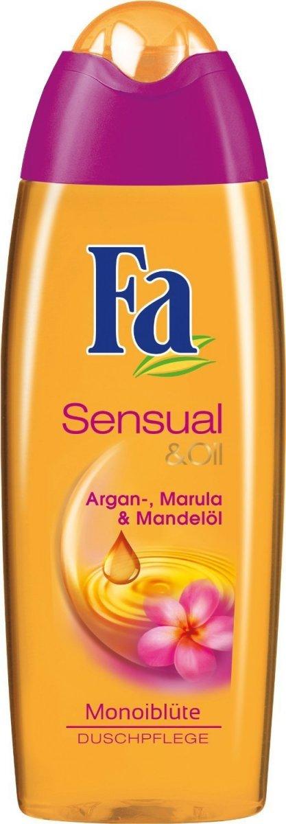 Fa żel pod prysznic Sensual Argan Marula Migdał 250ml