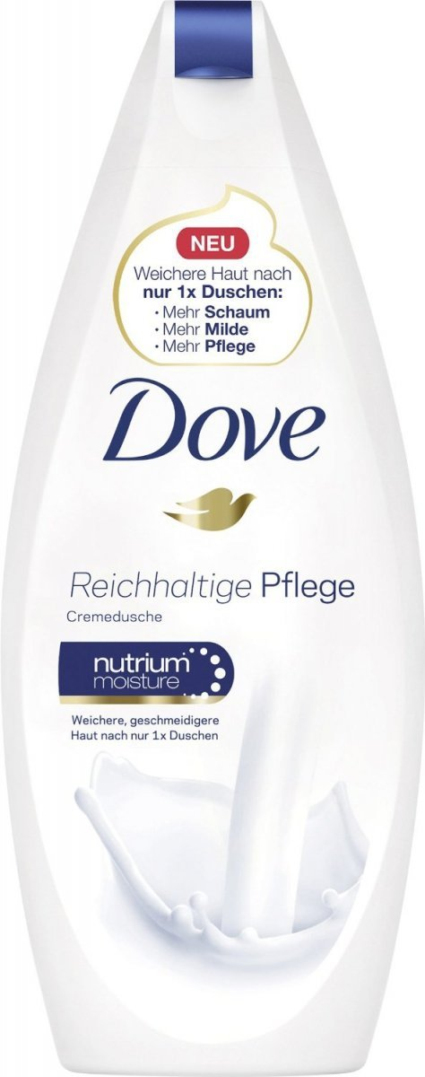 Dove Oryginal pielęgnujący żel pod prysznic 250ml