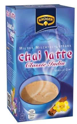 Kruger Chai Latte herbata z mlekiem cynamon wanili