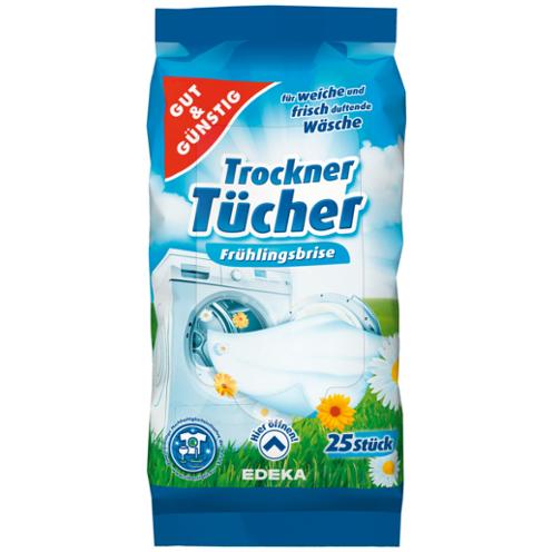 GUT&GÜNSTIG-Trocknertücher-25ST