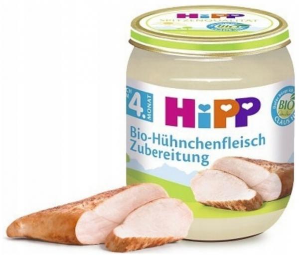 hipp-mięso-mielone-z-kurczaka-dla-niemowląt-od-4-miesiąca