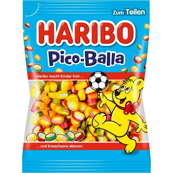 Haribo-Pico-Balla-175g-żelki owocowe