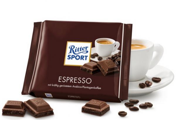 Ritter Sport Kaffeesplitter Czekolada Karmelizowana Kawa 100g