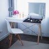 Stylowa toaletka Minko to idealny dodatek do sypialni każdej kobiety