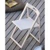 Lekkie, wytrzymałe krzesła składane Pedrali