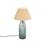 Lampa Stołowa szara mała LGH0190 Gie El