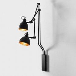 Lampa wisząca COBEN WALL 2– czarny
