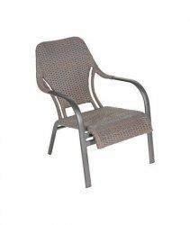 Fotel Brasilia z wikliny