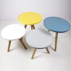 Okrągły stolik 60cm Minko
