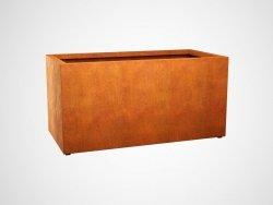 Donica metalowa - Corten LARGO 10 1800x900x900
