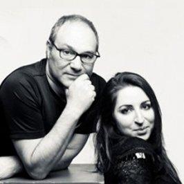 Gianni Veneziano e Luciana di Virglio / V+T