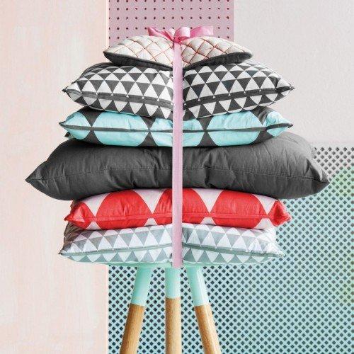 Poduszki i narzuty