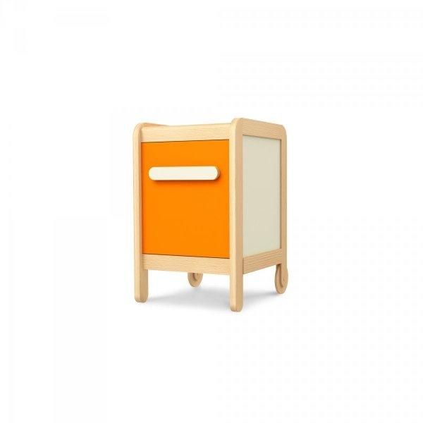 Kontenerk, stolik nocny z serii Simple Timoore