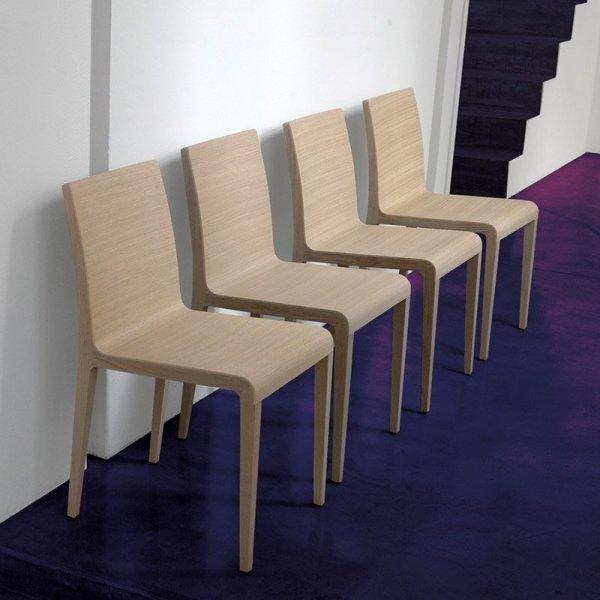 Nowoczesne krzesła do poczekalni marki Pedrali