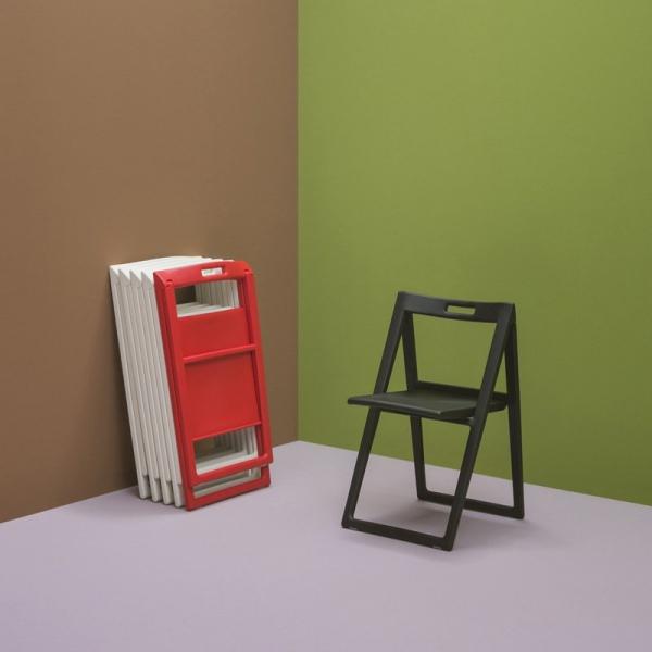Stylowe krzesł ogrodowe Pedrali Enjoy 460