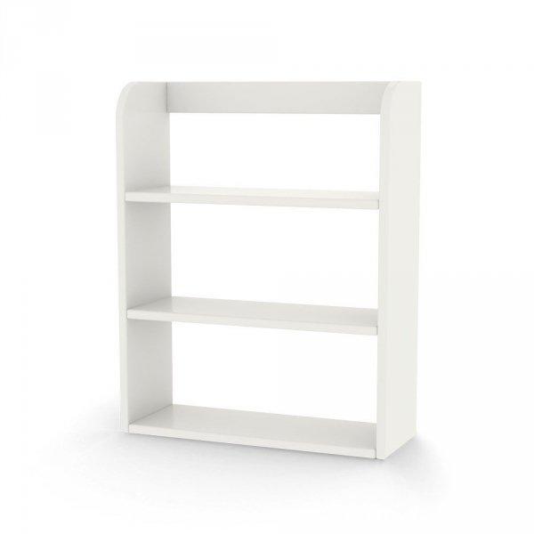 Regał z półkami Flexa Play biały