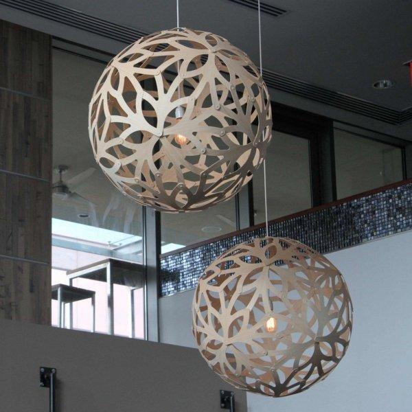 Zestaw Oświetleniowy DIY Floral ∅ 40cm