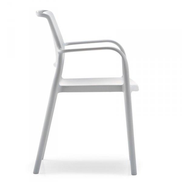 Piękne, lekkie krzesła do wnętrz i ogrodów Ara 315 Pedrali