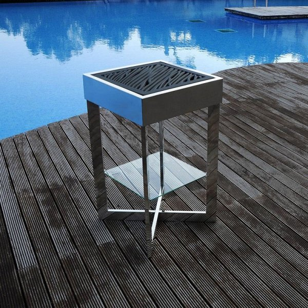 Designerski grill na taras Batur