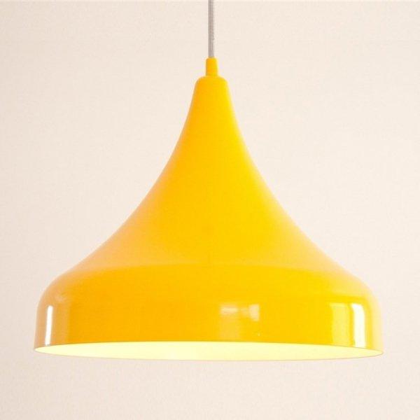 Husar lampa wisząca żółta LoftYou